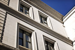 Gebäude-Ecke Lizenzfreie Stockbilder