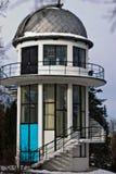 Gebäude eines Planetariums Lizenzfreie Stockfotografie