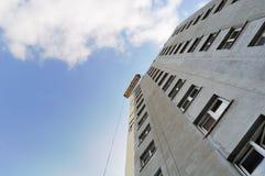 Gebäude-Erneuerung lizenzfreies stockfoto