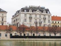Gebäude in Europa Lizenzfreies Stockbild