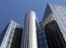 Gebäude für Telekommunikation und Telefon lizenzfreies stockbild
