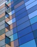 Gebäude für Telekommunikation und Telefon stockfoto