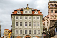 Gebäude-Farben stockfotografie