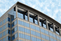 Gebäude-Fassade stockbilder