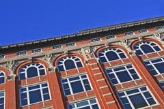 Gebäude-Fassade lizenzfreies stockfoto