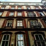 Gebäude in Galata Lizenzfreie Stockbilder