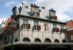 Gebäude in Hoorn Niederlande Royalty Free Stock Photography