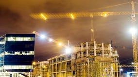 Gebäude im Bau lizenzfreies stockfoto