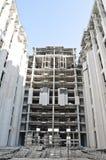 Gebäude im Bau Stockbilder