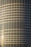 Gebäude in im Stadtzentrum gelegenem Cleveland stockfoto