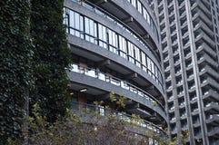 Gebäude im Vorwerk, London Lizenzfreies Stockbild