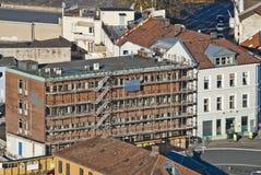 Gebäude innen halden, halden arbeiderblad Lizenzfreies Stockfoto