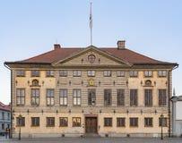 Gebäude Kalmar Radhus Stockbild