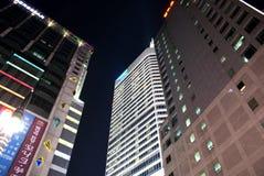 Gebäude in Korea lizenzfreies stockbild