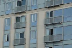 Gebäude in L A - Muster/Beschaffenheit lizenzfreie stockfotografie
