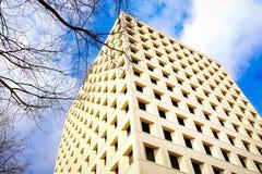 Gebäude Lafayettes, Louisiana stockfoto