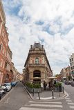 Gebäude Le Telegramme in Toulouse Lizenzfreie Stockfotos