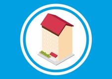 Gebäude-Leben Lizenzfreie Stockbilder