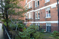 Gebäude in London Lizenzfreie Stockfotos