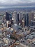 Gebäude in Melbourne Lizenzfreies Stockfoto