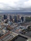 Gebäude in Melbourne Lizenzfreie Stockfotografie