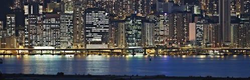 Gebäude mit hoher Dichte Lizenzfreie Stockfotos