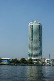 Gebäude modern in Bangkok Thailand Stockfotos