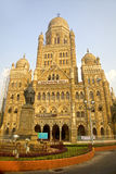 Gebäude Municipal Corporation, Mumbai, Indien Stockfoto