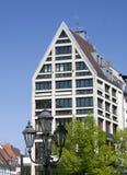 Gebäude in Nürnberg Lizenzfreies Stockfoto