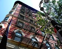 Gebäude in New York Lizenzfreie Stockbilder