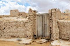 Gebäude-Oase Al Haway Lizenzfreie Stockbilder