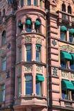 Gebäude in Oslo Lizenzfreies Stockfoto