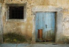 Gebäude in Pazin stockfotografie