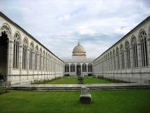 Gebäude in Pisa lizenzfreies stockbild