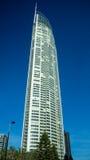 Gebäude Q1 Stockfotos