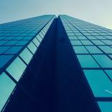 Gebäude-Reflexionen John-Hancock Lizenzfreie Stockfotos