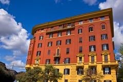 Gebäude in Rom Italien Lizenzfreies Stockfoto