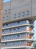 Gebäude in Rotterdam - den Niederlanden Stockfoto