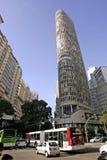 Gebäude in São Paulo, SP - Brasilien Lizenzfreie Stockbilder