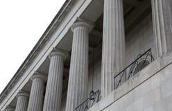 Gebäude-Säulen Stockbilder