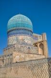 Gebäude in Samarkand Lizenzfreies Stockfoto