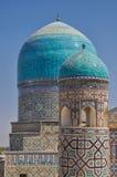 Gebäude in Samarkand Stockbilder