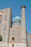 Gebäude in Samarkand Lizenzfreie Stockbilder