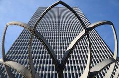 Gebäude in San Francisco Lizenzfreie Stockfotos