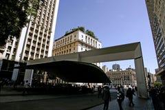 Gebäude in Sao-Paulo Stockfotos
