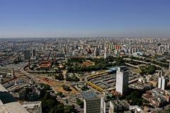 Gebäude in Sao-Paulo Stockfoto