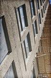 Gebäude-Seite Lizenzfreies Stockbild