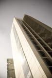 Gebäude Sepia Lizenzfreie Stockfotografie
