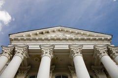 Gebäude-Spalten Lizenzfreie Stockfotografie