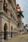 Gebäude Sultan-Abdul-Samad Stockbilder
